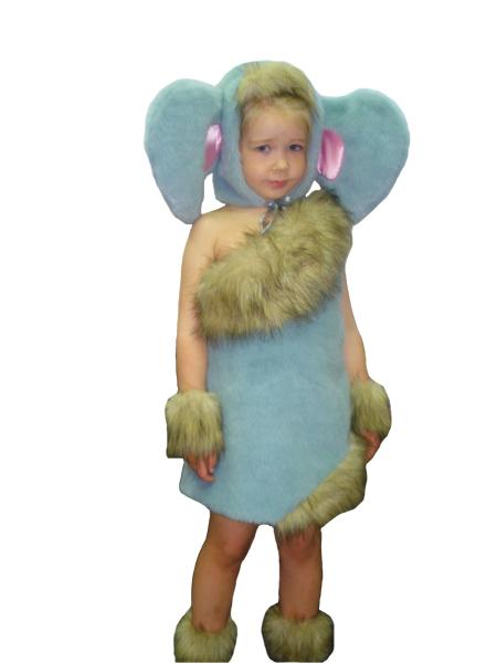 Как сделать костюм слона своими руками 119